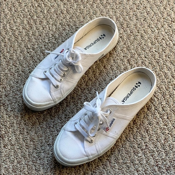Superga Shoes   Backless Sneakers